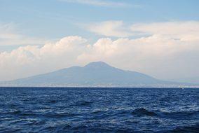 Volcano, Vesuvious, Italy, Pompei