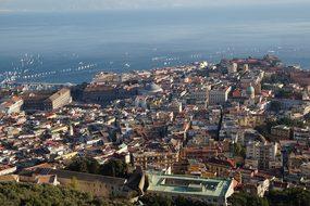 Naples, Italy, Italia, City, Townscape