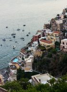 Positano, Naples, Italy, Travel, Summer
