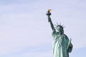 Statue Of Liberty, Statue, Freedom, Usa