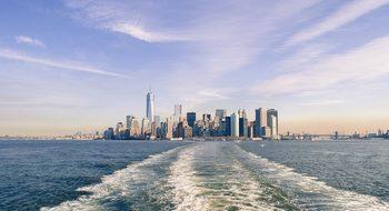 New York Ny Usa Buildings City Cityscape D