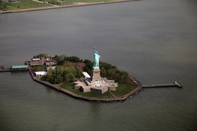 New York Statue Of Liberty United States C