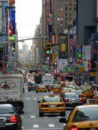 Usa, America, New York, Landmark
