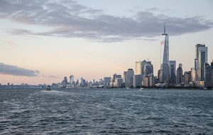 Usa, New York, Ny, Nyc, Skyline
