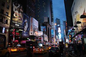 Nyc New York Ny New York City City Usa Ame