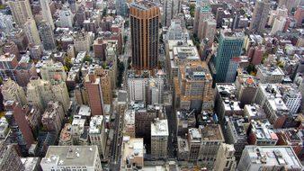 Manhattan, New York, Ny, Nyc