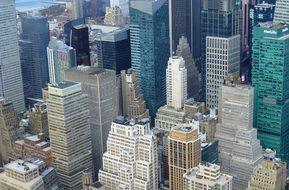 New York City, New York, Manhattan, City
