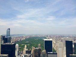 Central Park New York Manhattan Nyc Ny New