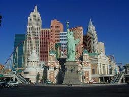 Las Vegas New York Ny Nyc New York City Ci
