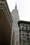Empire State Building Flatiron Buildings N