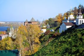 Nizhny Novgorod, City, Russia