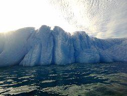 Iceberg, Greenland, Nuuk, Water, Arctic