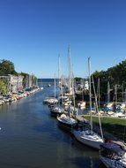 Harbor, Oakville, Sailing, Marina