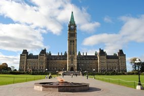 Ottawa Parliament Canada Government Hill O