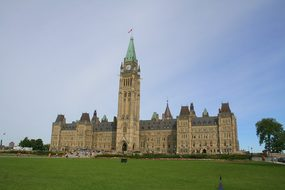 Canada, Parliament, Ottawa, Capital