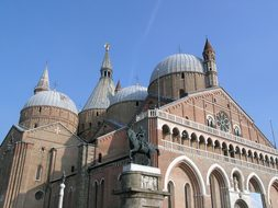 Church S Antonio, Veneto, Italy, Padova
