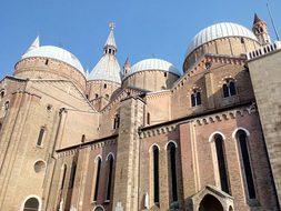 Italy, Padova, Dome, Church