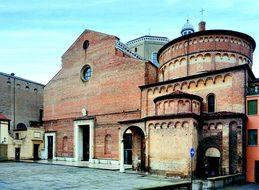 Cathedral, Padova, Padua, Italy