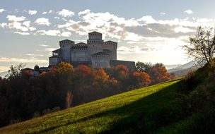 Toasting Castle Toasting Langhirano Parma