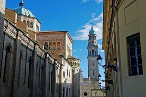 Parma Cathedral Of Parma Piazza Del Duomo