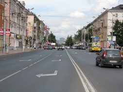The City Of Perm, Lenin Street