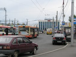 The City Of Perm, Railway, Station