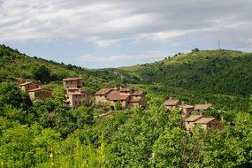 Tavernelle Medieval Village Perugia Umbria