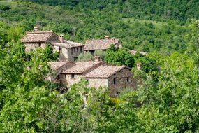 Tavernelle, Medieval Village, Perugia