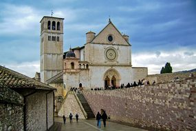 Assisi, St Francis