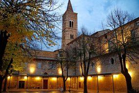 Campanile, Urbino, Brands, Gothic