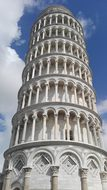 Architecture, Pisa, Travel, Tower