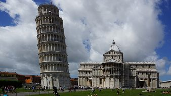 Pisa Leaning Tower Italy Places Of Interes