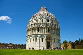 Pisa, Church, Tuscany, Italy