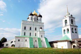 Architecture, Church, Religion, Sky