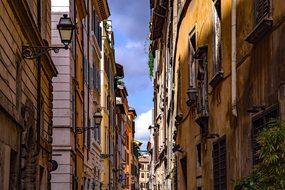 Street, Facade, Building, Architecture