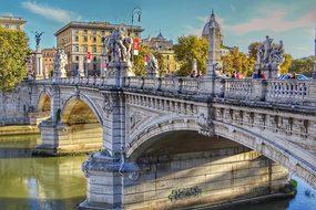 Architecture, Travel, Bridge, City