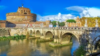 Rome Italy The Vatican History Buildings P