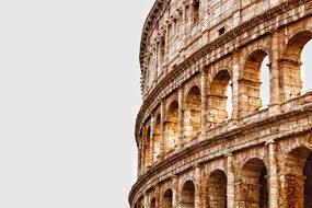 Colosseum Rome Italy Ancient Rome Roma Cap