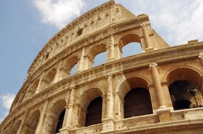 Italy, Rome, Coliseum, Colosseum, Arena