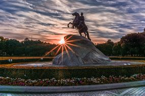St Petersburg, Russia, Travel