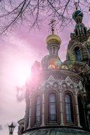 St Petersburg, Travel, Church