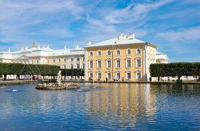 Architecture Art Baroque Building Color Cu