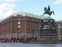 Astoria Hotel, St Petersburg