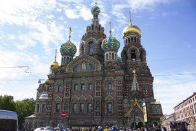 Russia, Church Of The Resurrection