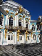 Russia, Palace, Architecture, Tourism