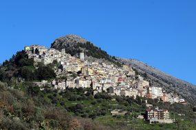 Castelcivita, Salerno, Campania