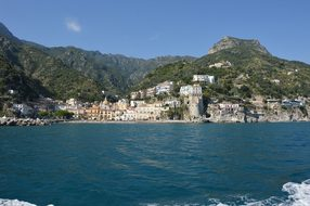 Amalfi Coast, Province Of Salerno, Italy