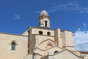 Sassari, Sardinia, Italy, Katerdrális