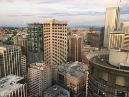 Seattle, City, Downtown, Skyline