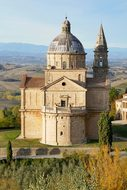 San Biagio, Church, Tuscany, Siena